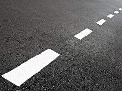 مفهوم خط کشی های جاده و نمونه سوالات آیین نامه رانندگی
