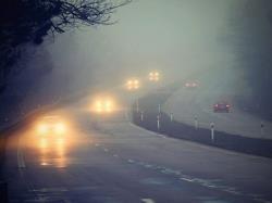 نکاتی برای رانندگی در هوای مهآلود